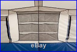 Ozark Trail 10 Person 2 Room Instant Cabin Tent Camping Hiking Outdoor Sports