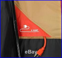 Ozark Trail 10-Person 3-Room Cabin Outdoor Tent with Canopy FAMILY Camping LARGE