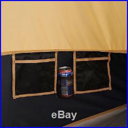 Ozark Trail 10-Person 3-Room Instant Cabin Tent Family Camping Hunt Front Porch