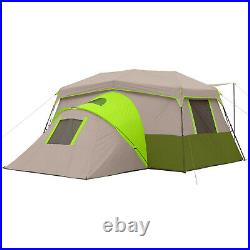 Ozark Trail 11-Person Instant Cabin Tent with Private Room
