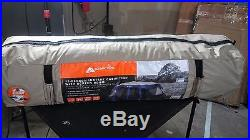 Ozark Trail 12 Person 2 Room Instant Cabin Tent with Screen Room