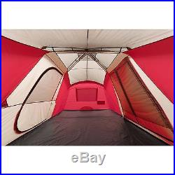 Ozark Trail 12-Person 3-Room Instant Cabin Tent Family Tents Large