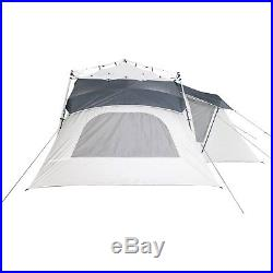 Ozark Trail 14 Person Connecticut Hanging Tent 3 Rooms Camping Weatherproof Tent