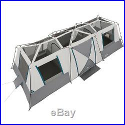 Ozark Trail 15-Person Split Plan Instant camping Cabin/Tent