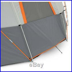 Ozark Trail 16' X 16' Sphere Tent, Sleeps 12 Outdoor Camping Hiking Sleep New