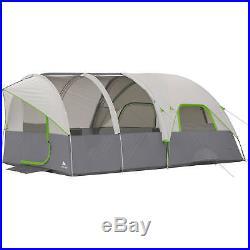 Ozark Trail 16' x 8' Modified Dome Tunnel Tent, Sleeps 8