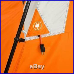 Ozark Trail 18' x 10' Instant Cabin Tent with Integrated Led Light, Sleeps 12