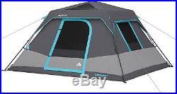 Kamperen, wandelen Ozark Trail 6-Person Family Dark Rest Cabin Tent New