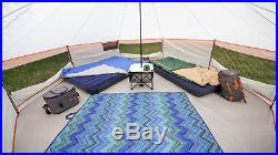 Ozark Trail 8 Person Large Yurt Tent Family Camping Backyard Outdoor Easy Set Up