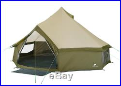 Ozark Trail 8 Person Yurt 8 Man Waterproof Glamping Festival Bell Tent