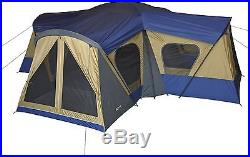 Ozark Trail Base Camp 14-Person 4 Room Out-Door Family Cabin Tent