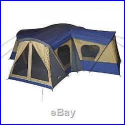 Ozark Trail Base Camp 14-Person Cabin Tent NEW