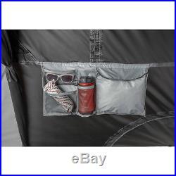 Ozark Trail Cabin 12 Person Tent 14' x 12' Half Dark Rest 2 Room Hiking Camping