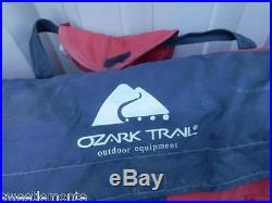 Ozark Trail Outdoor Camping Tent 9ft x 8ft. 3 to 4 person tent