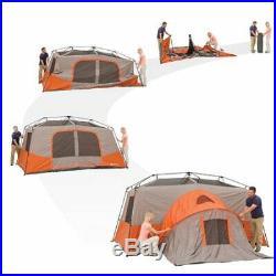Ozark WMT-141476A Trail 11-Person Instant Cabin