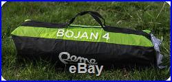 Peme Bojan Zelt, 4 Mann 4 Personen Zelt, WS 4000mm, 9.05 kg, UVP 159,-