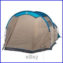 QUECHUA Arpenaz 4.1 Family Tent Camping Tent Waterproof for 4 person