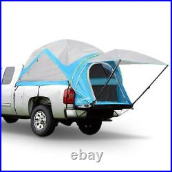 Quictent Outdoor Pickup Short Bed Box Compact Camping Truck Tent Mid Size 6-6.3