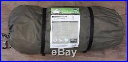 REI Camp Dome 6 Six-Person Camping Tent 8' x 10' with Footprint