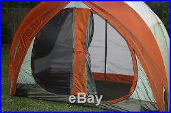 REI Kingdom 6 Tent 3 season Waterproof 6 person 2012 A