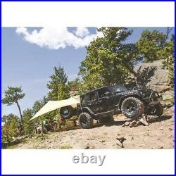 Roadhouse Truck Bed Tarp Tent Canopy Car Hunt Camping With Carry Bag Heavy-duty