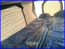 Roof Top Tent, Pop-Up 2 Person Overlanding, Off Road Tent