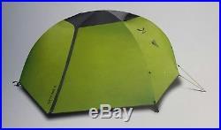 Salewa Sintra 2 Personen Zelt, Kuppelzelt, Trekkingzelt, Campingzelt