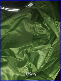 Six Moon Designs Lunar Solo Tent (with polycro groundsheet & UL titanium stakes)