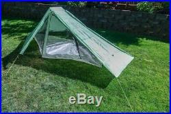 Six Moons Design Skyscape X one-person tent, dyneema cuben fiber