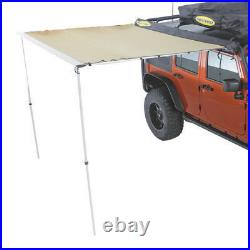 Smittybilt 2784 (IN STOCK) Trail Shade Retractable Tent Awning 8.2' x 6.5