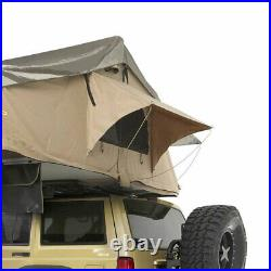 Smittybilt XL Overlander Roof Top Camping Tent with Ladder (Open Box)