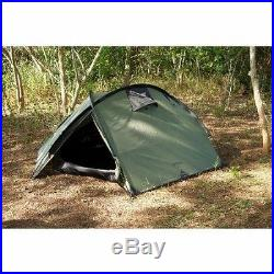 Snugpak 92890 The Bunker Waterproof 3-Person Dome Tent 8lb