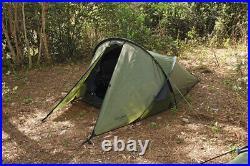 Snugpak Scorpion 2 Tent OD Green Lightweight Waterproof Camping Shelter 92870