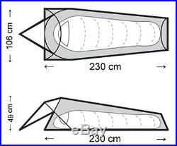 Snugpak Stratosphere 1 One Man Waterproof Military Army Bivvi Bivvy Shelter Tent