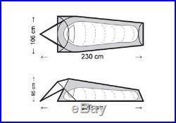 Snugpak Stratosphere bivi bivvy bag, excellent condition used once, green