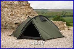 Snugpak The Bunker Shelter 4-Season Survival Tent OD green NEW