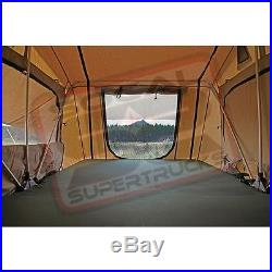 TJM Yulara Roof Top Camping Tent for Truck Jeep SUV Overland Adventure Large