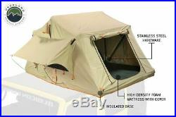 TMBK 3 Person Roof Top Tent with Rain Fly Jeep, Truck & Car Roof Top Tent RTT