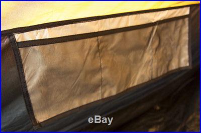 Tahoe Gear Acadia 6 Person 3-Season Family Dome Tent