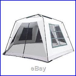 Tahoe Gear Aspen Creek Screen House Outdoor Picnic Shelter Canopy Gazebo Tent