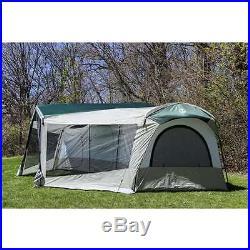Tahoe Gear Carson 3-Season 14 Person Large Family Cabin Tent (Open Box)