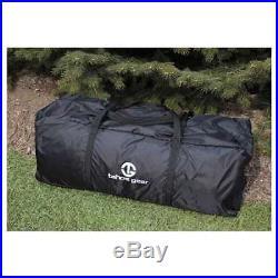 Tahoe Gear Gateway 12-Person Deluxe Cabin Tent, Navy Blue Open Box