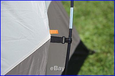 Tahoe Gear Olympia 10 Person Three Season Family C&ing Tent Orange/Ivory & Tahoe Gear Olympia 10 Person Three Season Family Camping Tent ...