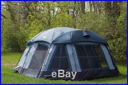 Tahoe Gear Ozark 3-Season 16 Person Large Family Cabin Tent Open Box