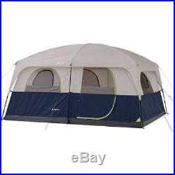 Tent Family Cabin Person Outdoor Camping Room Shelter Ozark Trail New Set Tent