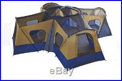 Tents For Sale Big Cabin Tent 14-Person 1-4 Room Easy Setup Large Family Ozark