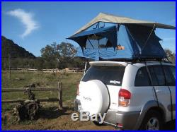 Tepui Ayer Sky Roof Top Tent Blue 4-Season Overlander Camping Off-Road 2-Person