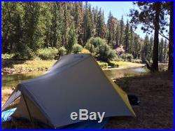 The North Face O2 Lightweight Tent 2-Personen Zelt Top Zustand