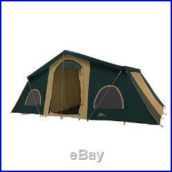 Trek 249 NEW 3 Room 12 Person Waterproof Outdoor Family Camping Cabin Tent