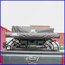 Tuff StuffF Roof Top Tent Truck Bed Rack, Adjustable, Powder Coated 40.5